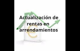 actualización renta